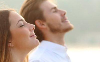 Prática Da Respiração
